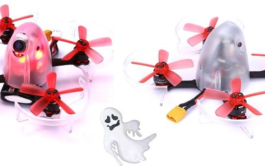 TransTEC Demon 95mm FPV drone quadcopter