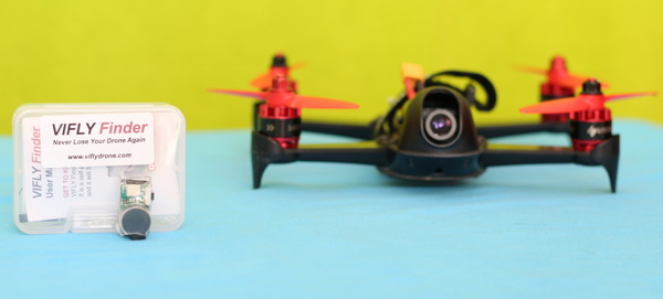 VIFLY Finder Drone Buzzer review: Summary