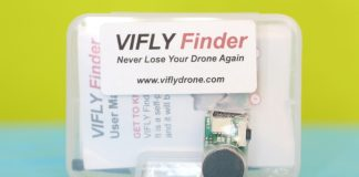 VIFLY Drone Finder Buzzer review