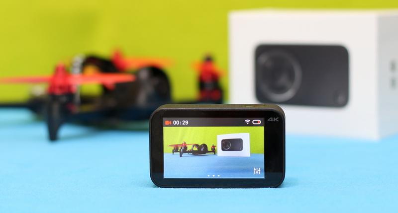 Xiaomi MiJia 4K Mini camera review | First Quadcopter