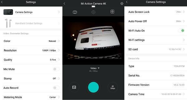 Xiaomi Mijia 4K Mini review: Mi Home APP