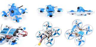 BetaFPV Beta65X, Beta65 Pro, Beta75X and Beta75 Pro micro FPV drones