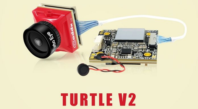 Caddx Turtle V2 FPV with DVR