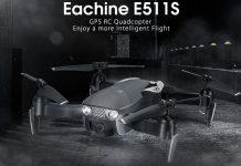 Eachine E511S GPS drone