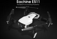 Eachine E511 drone quadcopter