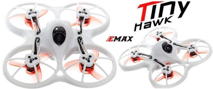 Emax Tiny BabyHawk FPV drone quadcopter