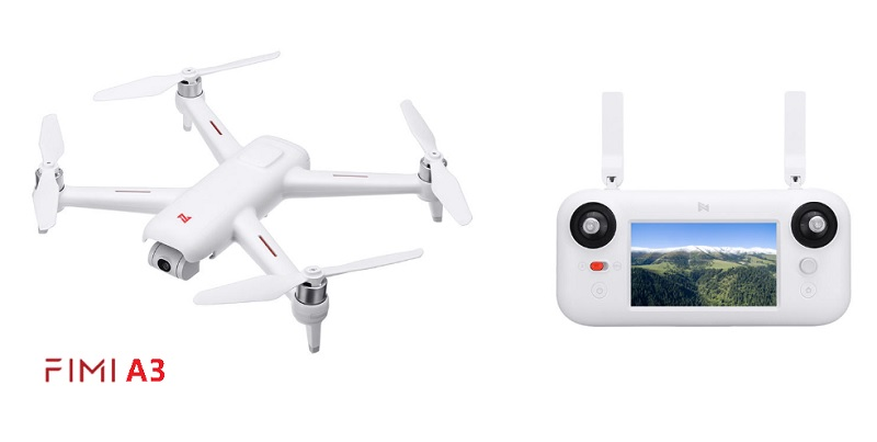 FIMI A3 GPS drone with 2-axis Gimbal & 1080P Camera | First Quadcopter