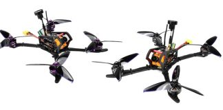 HGLRC Mefisto 226mm FPV drone