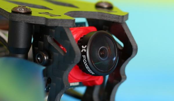 """HOBBYMATE 5"""" COMET VX220 review: Camera"""