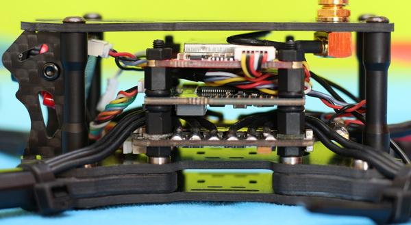 "HOBBYMATE 5"" COMET VX220 review: Design"