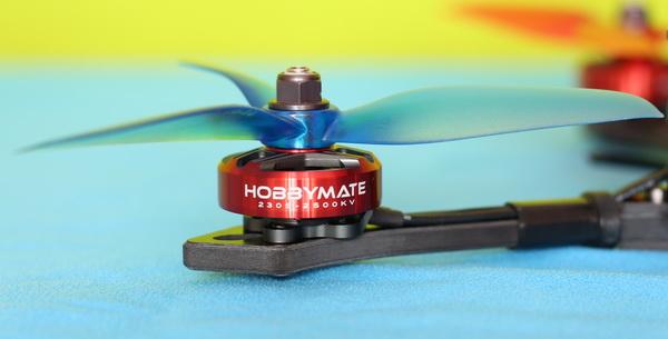 HOBBYMATE COMET VX220 review: Motors