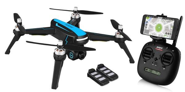 Helifar B3 drone design
