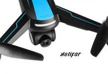 Helifar B3 GPS camera drone