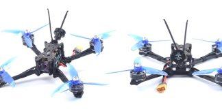 SKYSTARS Venom FPV drone quadcopter