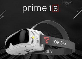 TOPSKY Prime1S FPV goggles