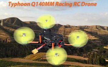 Typhoon Q140 FPV racing drone