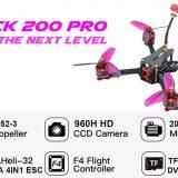 AURORA Stick 200 racing drone