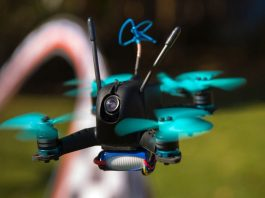 Blade Scimitar 110 FPV drone