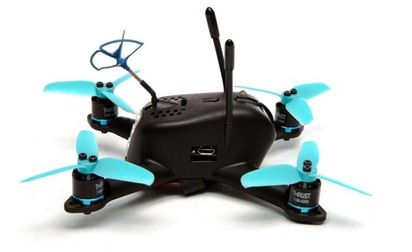 Blade Scimitar 110 drone design