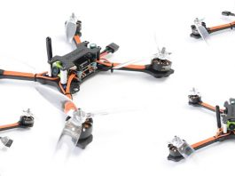 Diatone 2018 GT R630 FPV racing quadcopters