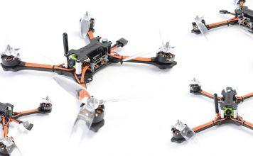 Diatone 2018 GT R630 FPV racing quadcopters