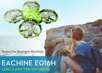 Eachine E016H Mini cheap kids drone