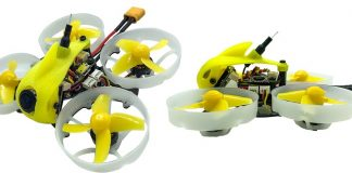 FullSpeed TinyLeader FPV Drone
