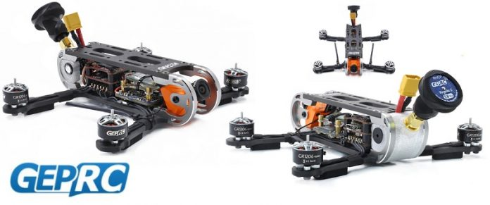 Geprc GEP-CX Cygnet FPV drone