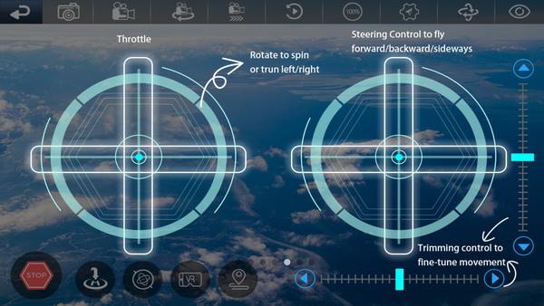 Lefant Zeraxa Pro review: APP control