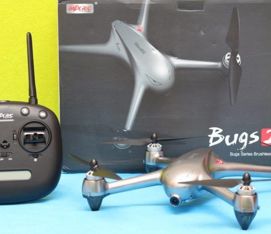 MJX B2SE drone review