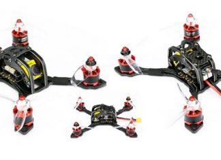 TransTEC Mini 142mm FPV drone