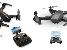 Visuo drone deals (November 2018)