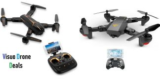 Visuo drone deals (November 2018)