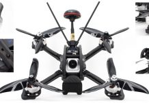 DTS GT200 FPV Drone