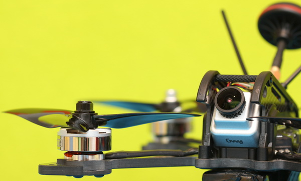 DTS GT200 drone review: Camera