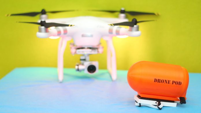 Drone Pod review