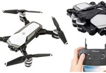 JDRC JD-20S PRO drone