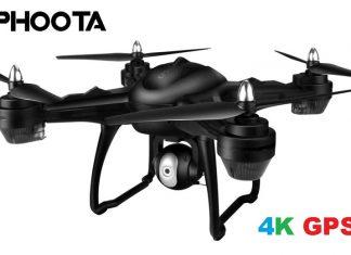 Phoota LH-X38G-4K-BS BLUE KOI drone