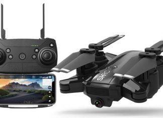 SHRC H1G drone