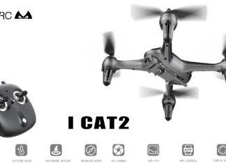 SMRC I CAT 2 drone