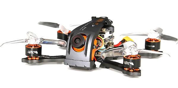 T-Motor TM-2419 drone design