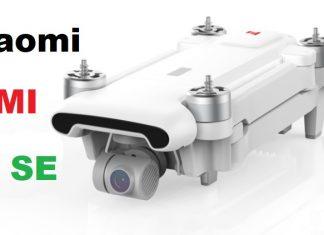 FIMI X8 SE drone