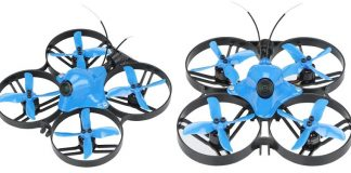 Betafpv Beta85X drone