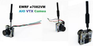 EWRF e7082VM FPV Camera
