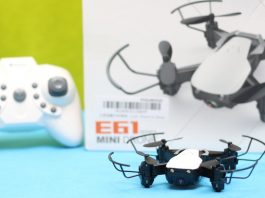 Eachine E61HW review