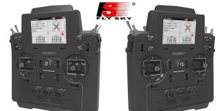 Flysky FS-FT18 Paladin transmitter