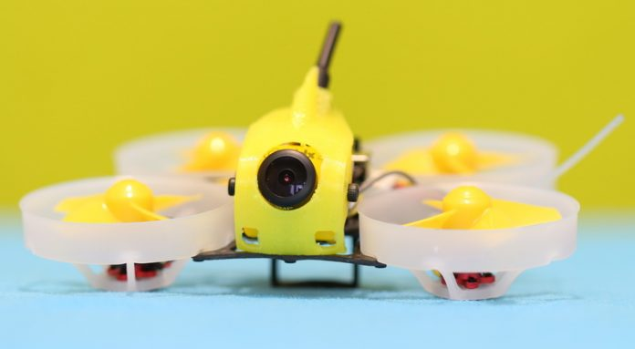 TinyLeader drone review