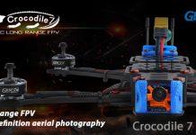 GEPRC Crocodile 7 aka GEP-LC7