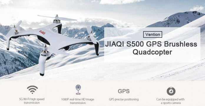 JIAQI S500 drone quadcopter