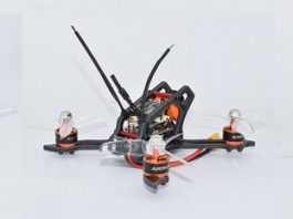 VIGOUR 3 FPV drone quadcopter